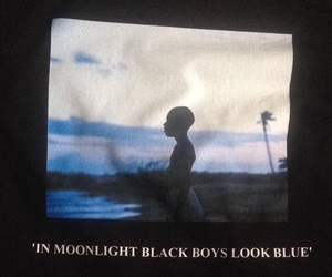 moonlight and blue image