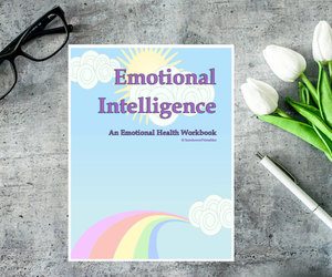 depression, etsy, and mental health image