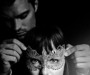 fifty shades darker, Jamie Dornan, and dakota johnson image