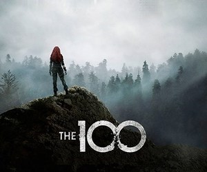 the 100, eliza taylor, and clarke image