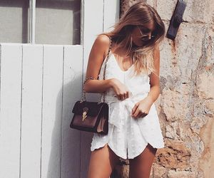 blogger, boho, and fashion image