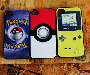 pokemon, iphone, and case image