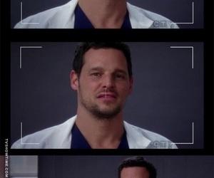 grey's anatomy and alex karev image