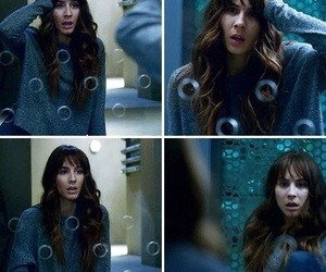 pretty little liars, troian bellisario, and spencer hastings image