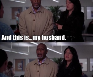 callie torres and richard webber image