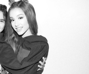 meet and greet, dangerous woman, and ariana grande image