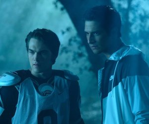 tyler posey, scott mccall, and dylan sprayberry image