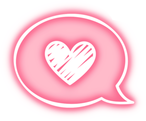 amor, clipart, and heart image
