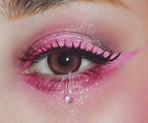 maquillaje and pink image