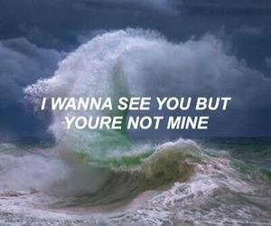 Lyrics, sad, and tumblr image