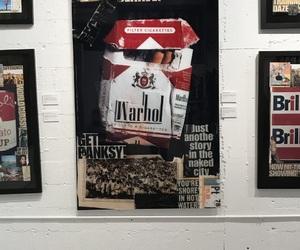cigarettes, warhol, and malboro image
