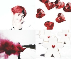 aesthetics, hearts, and cute image