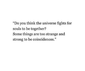quotes, soul, and universe image
