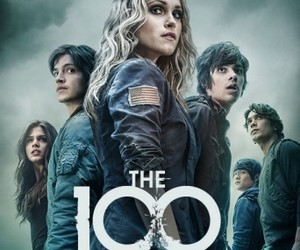 the 100, clarke, and the100 image