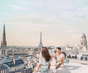 theme, france, and paris image