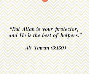 allah, islam, and quotes image