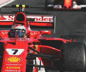 f1, formula 1, and scuderia ferrari image