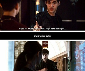 alexander, izzy, and alec lightwood image