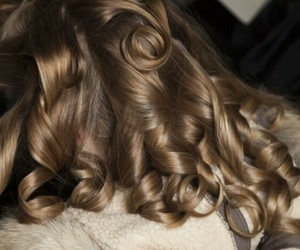 curl and photography image