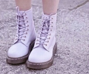 purple, shoes, and boots image