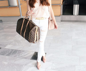 fashion, fashionista, and Louis Vuitton image