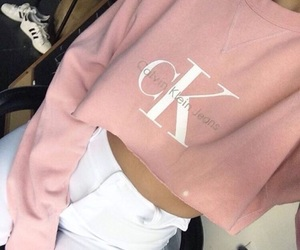 CK, pink, and clothes image