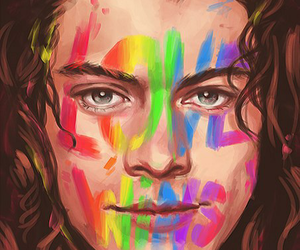 Harry Styles, one direction, and love wins image