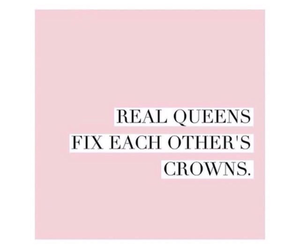 crown, girls, and Queen image