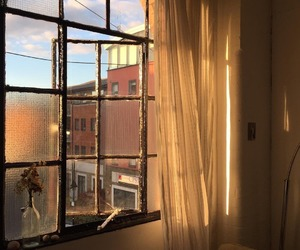 aesthetic, window, and tumblr image