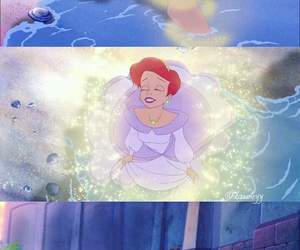 ariel, melody, and disney image