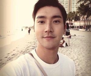 siwon, super junior, and choi siwon image