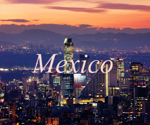 city and mexico image