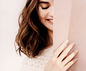 beauty, pretty, and lily james image