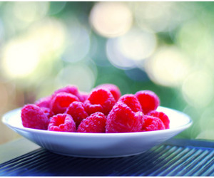 fruit, raspberry, and sweet image
