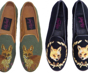 fox and shoes image