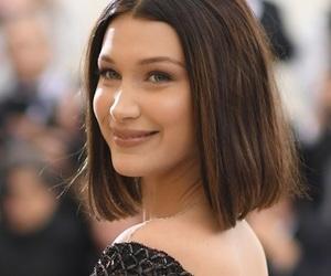 bella hadid, celebrity, and girl image