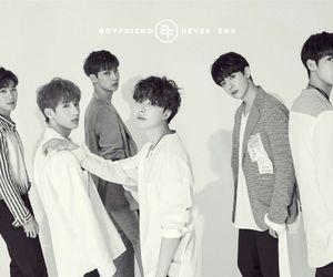 boyfriend, no minwoo, and jo youngmin image