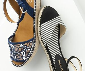 sandals, shoes, and wedges image