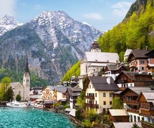austria, holidays, and summer image