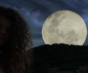 app, astrology, and curly hair image