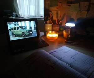 candle, study, and mathematic image