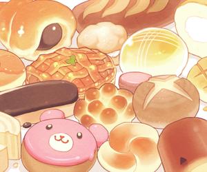 food, anime, and cute image