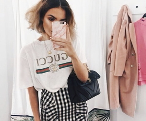 aesthetic, ootd, and fashion image