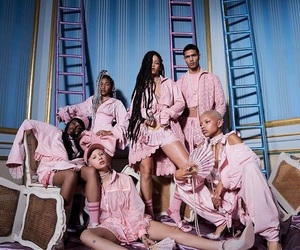 rihanna, pink, and puma image