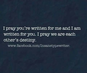 marriage, pray, and written image