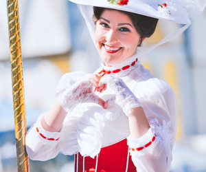 disney, Mary Poppins, and face characters image