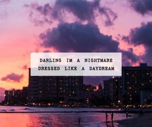 Taylor Swift, nightmare, and quotes image