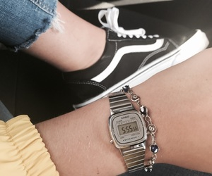 bracelet, iphone, and old skool image