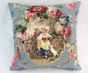 etsy, high end pillows, and ready to ship image