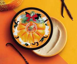 the body shop, autumn, and body care image